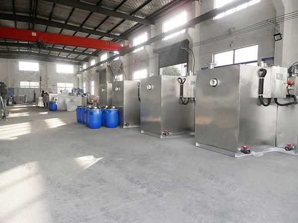 小区地下自动化气浮隔油设备加盟代理