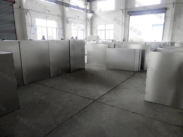餐饮专用室外半自动隔油全自动提升设备专营
