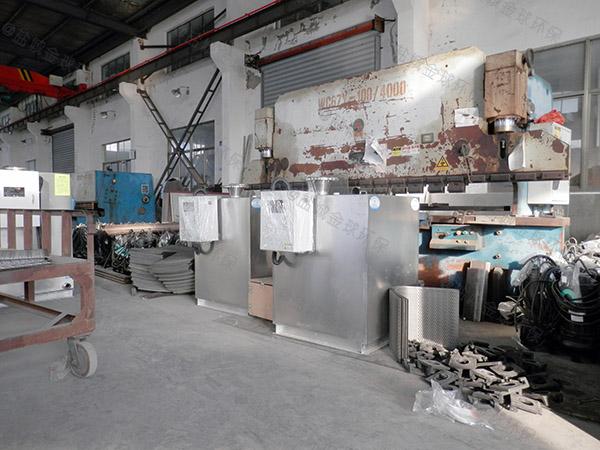 敦化火锅地面智能污水油水分离设备公司