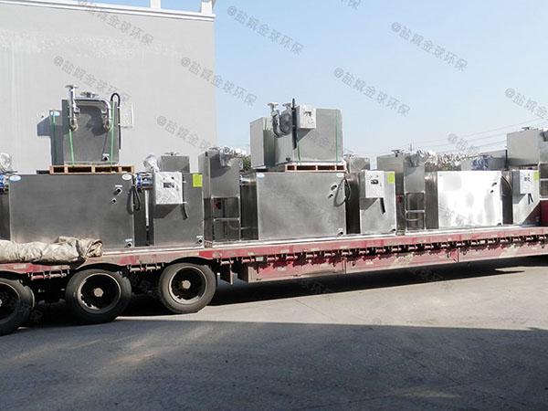 安图隔油提升设备招商