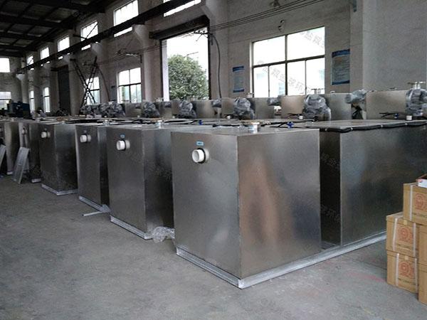 排水隔油器型号