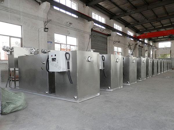 污水提升及安图隔油设备价格型号